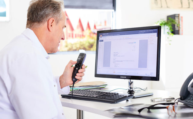 Speech recognition solutions for healthcare, legal and business professionals | G2 Speech