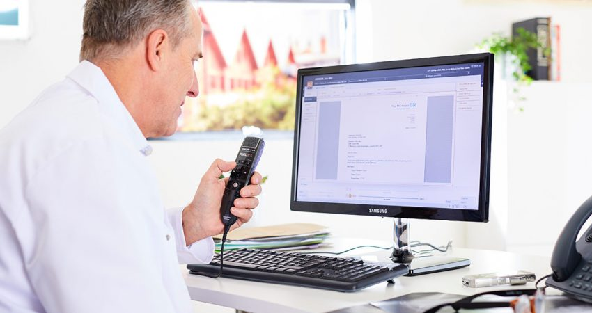 Speech recognition software solutions for health, legal and business