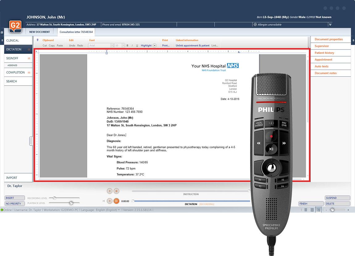 SpeechReport, enterprise speech recognition engine | G2 Speech