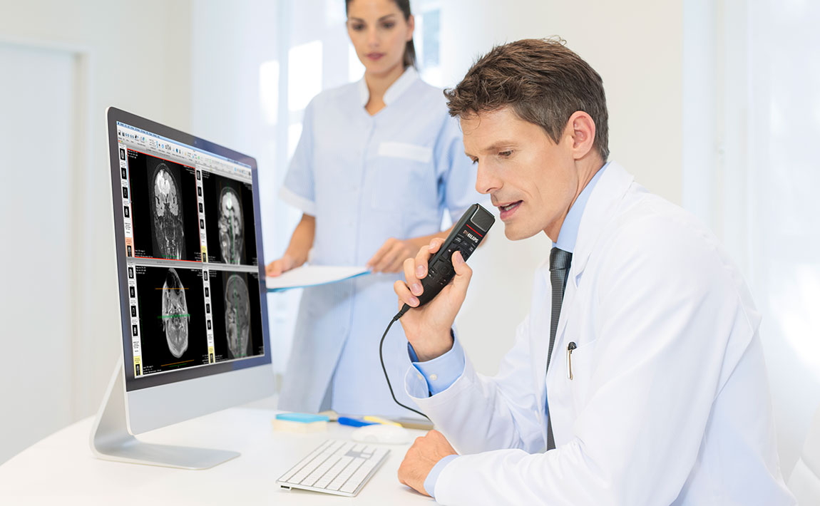 Philips SpeechMike Premium for radiology